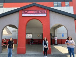 South L.A. STEM Prep High School Sees 11% Jump in Student College Acceptance